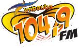 Rádio Timbaúba FM - 104,9 - Santana do Matos/RN